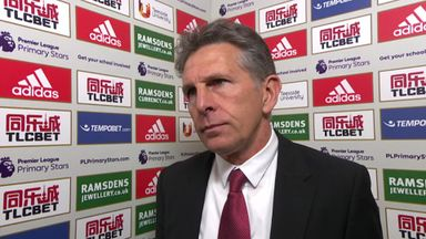 Squad depth pleases Puel