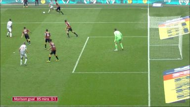 Pundits analyse Morison goal