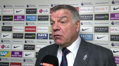 Allardyce: We gifted them every goal