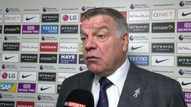 Allardyce: We gifted them every goal