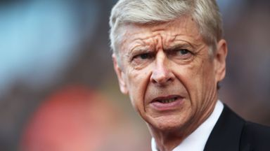 Wenger stays coy on future
