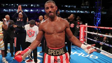 Brook could move to middleweight