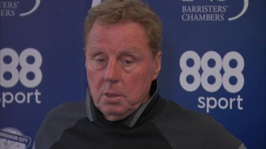 Redknapp: Fans will tell me the score