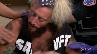 Enzo Amore attacked again