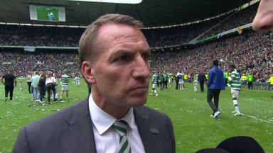 Rodgers: Plenty still to achieve