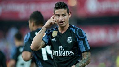 Transfer Target: James Rodriguez