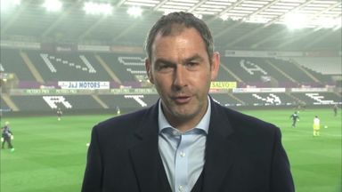 Clement wants to keep Swansea stars