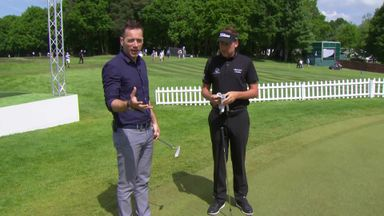 Poulter's putting tips