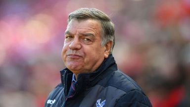 Big Sam vs The Press