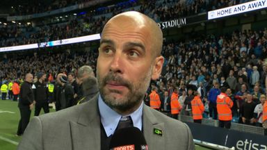 Pep praise for 'legend' Zabaleta