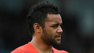 Greenwood: Vunipola injury a hammer blow