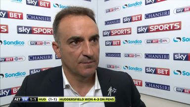 Carvalhal bitterly disappointed