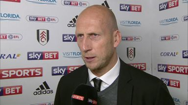 Stam: We wanted more