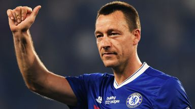 Conte: Terry is a champion