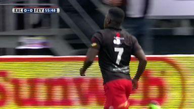 Excelsior 3-0 Feyenoord