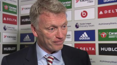 Moyes: We'll come back again