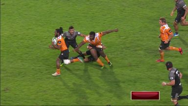 Cheetahs try disallowed