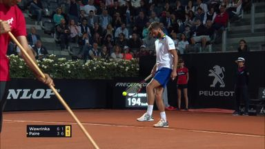 Showboating from Paire