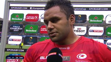 Billy Vunipola stars for Saracens