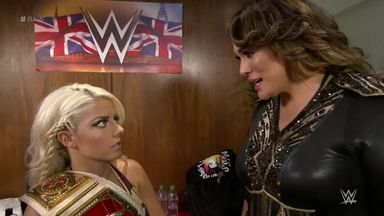 Nia Jax has a proposition for Alexa Bliss