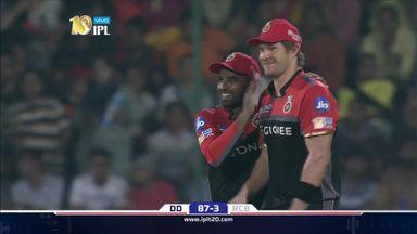 IPL: Delhi v RCB highlights