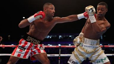 Highlights: Brook v Spence Jr