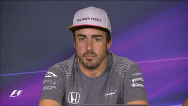 Alonso open to offers for 2018