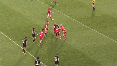 Amazing Salford Try
