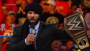 Jinder Mahal's Punjabi Celebration