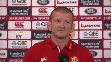 Rowntree confident of Lions success