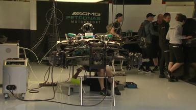 Changes at Mercedes and Ferrari