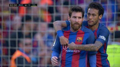 Messi's cheeky Panenka