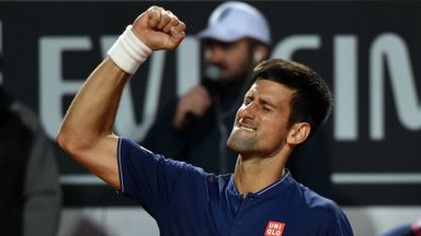 Djokovic: It's a dream come true