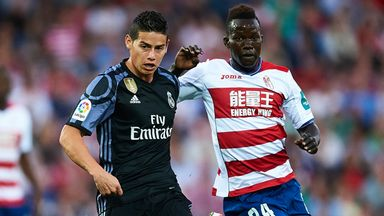 Granada v Real Madrid