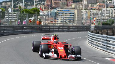 Monaco GP - Qualifying Highlights