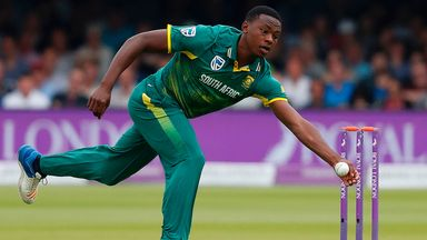England v South Africa - 3rd ODI
