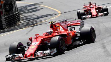 Monaco GP - Race Highlights