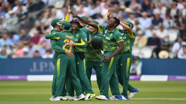 England v South Africa 3rd ODI: Highlights