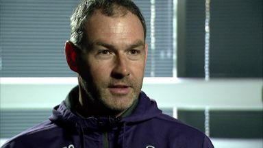 Clement on guiding Swans to safety