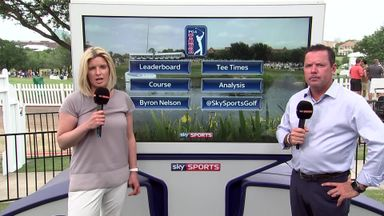 Beem on Rory's Wentworth WD