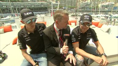 Perez: Anything can happen in Monaco