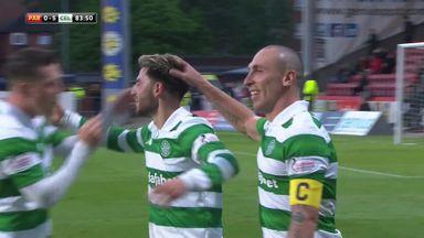 Partick Thistle 0-5 Celtic