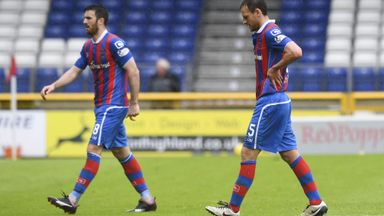 Inverness CT 3-2 Motherwell