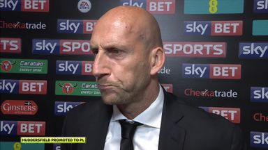 Stam: We will learn from this