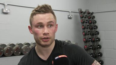 Frampton: Weight is key for Brook
