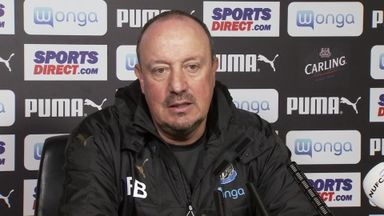 Benitez to decide future next week