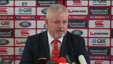 Gatland: We respect Youngs' decision