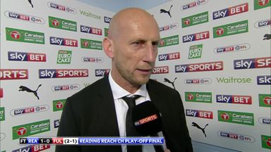 Stam: Self-belief was key