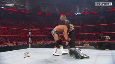 Hardy vs. Ziggler - Extreme Rules 2009