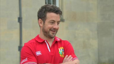 Townsend: Delighted for Laidlaw